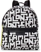 Longchamp Allover Logo Le Pilage Backpack