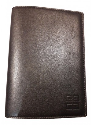 Givenchy Black Leather Home decor