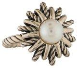 David Yurman Pearl Starburst Ring