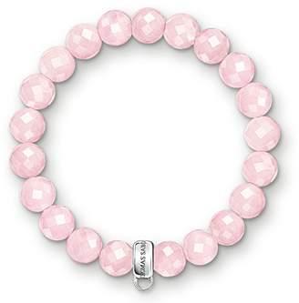 Thomas Sabo Women Silver Charm Bracelet - X0191-034-9-L14.5