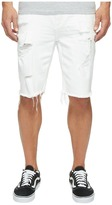 Calvin Klein Jeans Canvas Baked Five-Pocket Shorts Men's Shorts