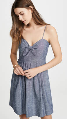 Madewell Tie Front Cami Dress