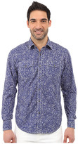 James Campbell Resin Long Sleeve Woven