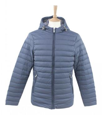 Pyrenex Blue Synthetic Coats