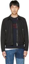 Burberry Black Maddison Jacket