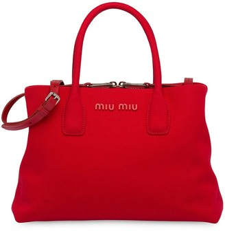 Miu Miu Top Handle Tote