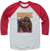 500 Level Macho Man Sketch Glasses Y Wrestling Men's Baseball T-Shirt L