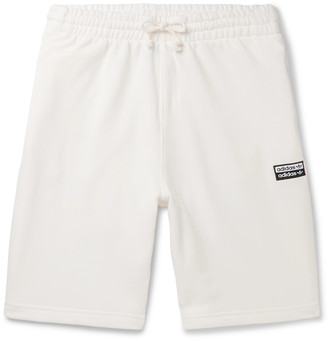 adidas R.y.v. Logo-Appliqued Cotton-Terry Shorts