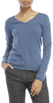 Qi V-Neck Sweater