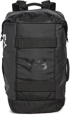 Y-3 Hybrid Duffel Bag Backpack