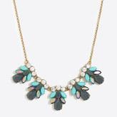 J.Crew Factory Pinecone necklace