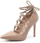 RMK New Venice Rm Flesh Womens Shoes Casual Shoes Heeled