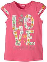 Pampolina Baby-Girls 1/8 Sleeves T-Shirt,(Manufacturer Size:92)