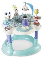 Evenflo Exersaucer® Polar Playground in Light Blue/White