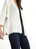 White + Warren Cashmere Swing Cardigan