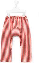 Pero Kids - striped pants - kids - Cotton - 8 yrs