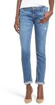 Hudson 'Jax' Slim Boyfriend Jeans (Skip)