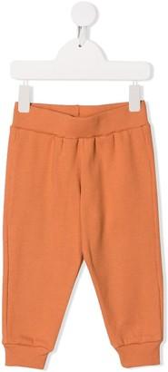 Eshvi Kids Ribbed Pull-On Trousers