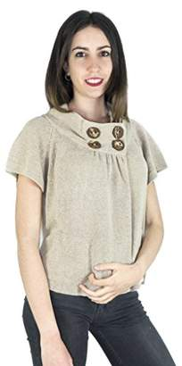 Magan Women's Short Sleeve Jacket (Manufacturer Size:)