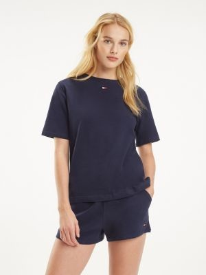 Tommy Hilfiger Colour-Blocked T-Shirt