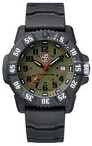 Luminox Carbon Seal Compound Strap Watch