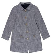 Luciano Barbera Silk-Blend Bouclé Jacket