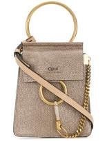 Chloé Faye Small Bracelet Bag - Nude Neutrals