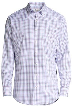 Peter Millar Twill Crown Sports Shirt