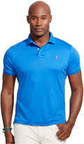 Polo Ralph Lauren Men's Big and Tall Pima Soft-Touch Polo Shirt