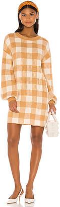 LPA Floyd Sweater Dress