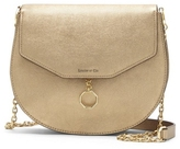Louise et Cie Jael- Octagon-Pull Shoulder Bag