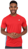 New Balance Accelerate Short Sleeve