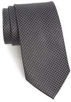 Nordstrom Men's Microgrid Silk Tie