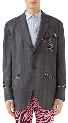 Gucci Wool Formal Jacket