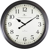 Asstd National Brand FirsTime Avery Whisper Clock