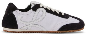 Loewe Leather Ballet Runner Sneakers