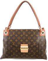 Louis Vuitton Monogram Olympe Camel Bag