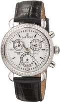 Sartego Women's SDWT185B Diamond Collection Swiss Quartz Movement Watch