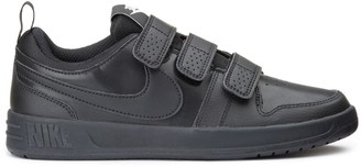 Nike Kids' Pico Leather Mix Trainers with Touch 'n' Close Fastening