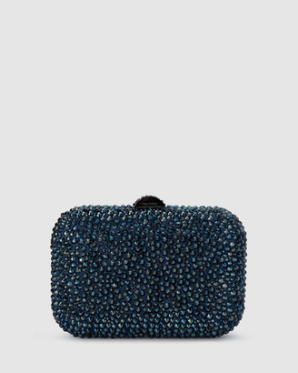 Olga Berg Women's Clutches - Casey Hot Fix Clutch - Size One Size at The Iconic
