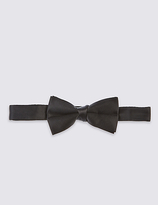 M&S Collection Pocket Bow Tie