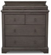 Simmons SlumberTime Paloma 4 Drawer Dresser with Changing Top