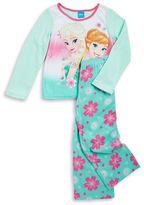 AME Sleepwear Frozen Fleece Pajama Set