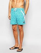 Speedo Retro Leisure 16 Inch Swim Shorts