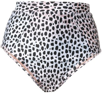SUBOO Amelie high waisted bottoms