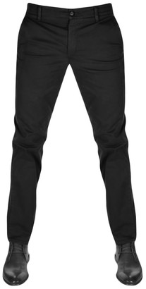 Boss Casual BOSS Schino Slim D Chinos Black