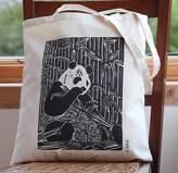 Bird Panda Bag