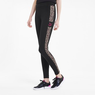 Puma Classics Women's Graphic Leggings