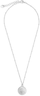 Sterling Forever Psychic Sphere Pendant Necklace