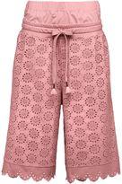 Puma Embroidered Long Shorts